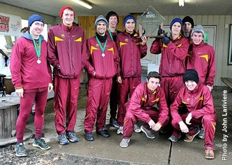 NWC 2012 XC Championship - Willamette With Trophy